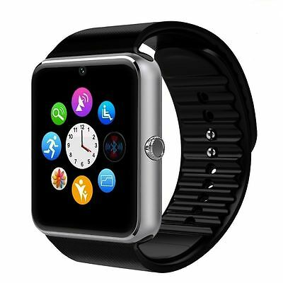 Orologio da polso Intelligente Bluetooth Smart Watch Per IOS Android Iphone GT08