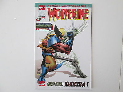 WOLVERINE N°50 TTBE/NEUF laminated cover