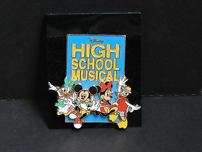 Disney High School Musical Official Trading Pin 2008