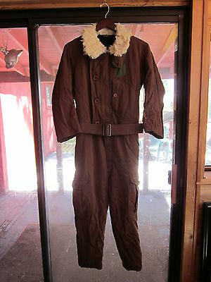 "Ww2 Japanese Navy Pilot's Flight Suit Near ""mint""  Look!"