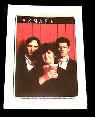 ARMAGH Ireland Postcard - Unused/Undated
