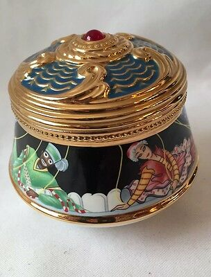 House Of Faberge - The Imperial Music Box Collection Petrouchka