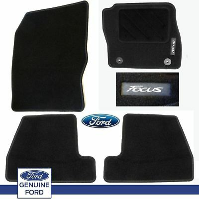 Genuine Tailored Ford Focus 2011 2012 2013 2014 Car Mats Mat Set Of 4 Inc ST ST2