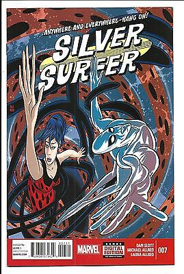 Silver Surfer # 7 (Dec 2014), Nm/m New