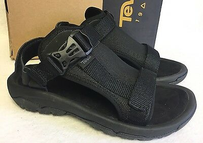 2b14a33ec9fbcf TEVA HURRICANE VOLT Black SPORT WATER SANDALS WOMEN S sizes 1015225 Strappy