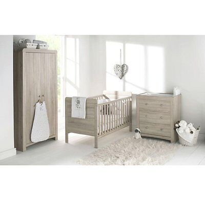 East Coast Nursery Furniture Fontana Room 3 Piece Set - Special Offer