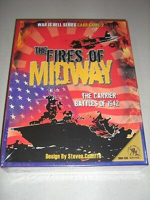 The Fires of Midway: The Carrier Battles of 1942 (New)
