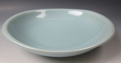 Iroquois Potter China CASUAL-BLUE Gumbo Dish VERY GOOD