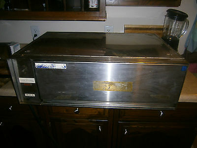 Apw Wyott Bw-40 Bun Food Warmer Restaurant Equipment