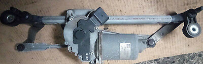 Vauxhall Corsa D 06-14 Complete Front Wiper Motor And Linkage