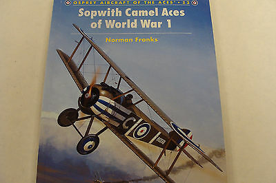 sopwith camel aces of ww 1