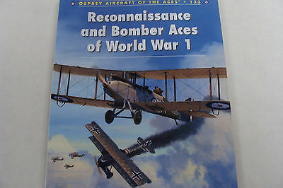 reconnaisance and bomber aces of ww 1