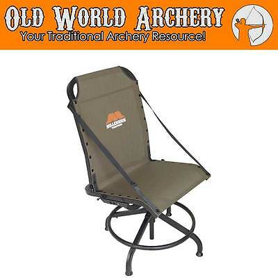 Millennium G200 Shooting Chair Steel 70455