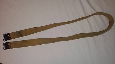 WW2 WWII Canadian Rifle Lee Enfield SLing Z.L.&T.