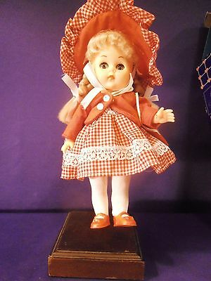 """Vintage 8"""" Vogue GINNY DOLL : #70001 GOING SHOPPING 1984 ...  in Original Box"""