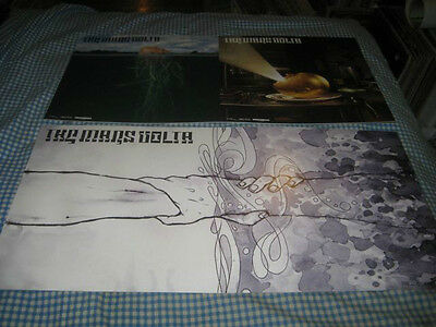 THE MARS VOLTA-(self titled)-1 POSTER FLAT-2 SIDED-12X24-NMINT-RARE