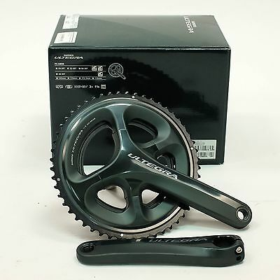NEW Shimano Ultegra FC-6800 Crankset 52/36T 170mm Road Bike TT Triathlon Racing