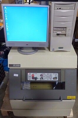 Veeco XRF-5000H X-Ray Measurment System + Computer