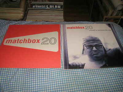 MATCHBOX TWENTY-(yourself or someone like you)-1 POSTER FLAT-2 SIDED-12X12-NMINT