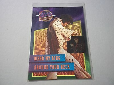 The Elvis Collection , Elvis Dufex card #38