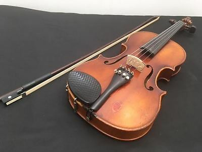 1975 E R Pfretzschner Violin Antonius Stradivarius Hand Made Copy