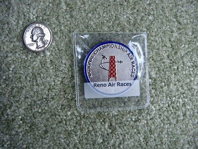 2016 Official Reno Air Race Challenge Coin, new in package
