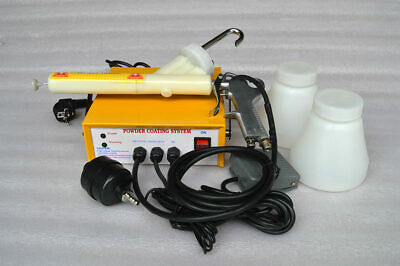 2019 Original Portable Electrostatic Powder Coating System PC03-5 spray gun CE