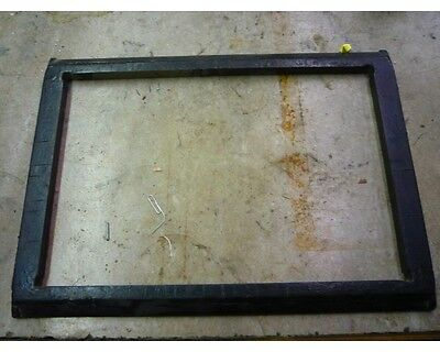 CHASE for 10X15 PRESS C&P CHANDLER & PRICE LETTERPRESS PLATEN HAND FEED
