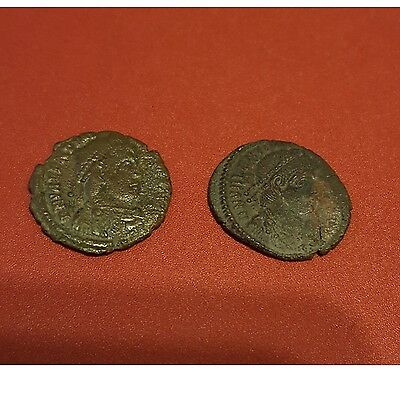 LOT of 2 Ancient Roman Coins