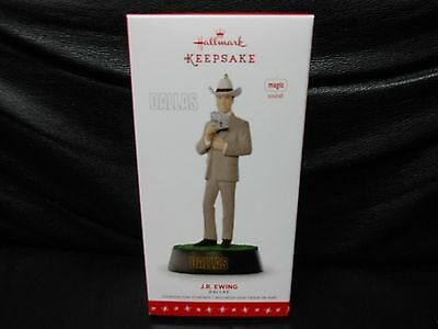 "Hallmark Keepsake ""J.R. Ewing - Dallas"" 2016 Ornament NEW"