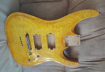 Tom Anderson Electric Guitar Body