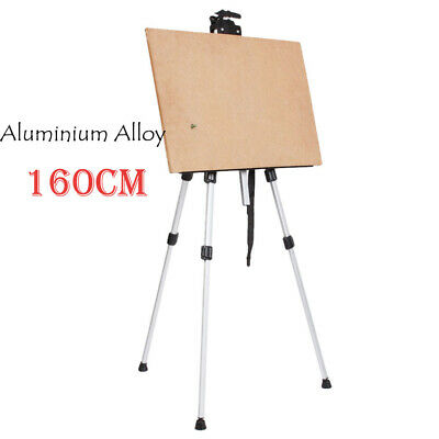 Artist Tripod Studio Easel Display Frame Stand Art Painting Board Exhibition Bag
