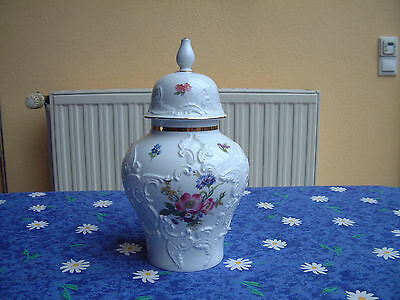 Deckelvase Royal Porzellan Bavaria KPM Germany