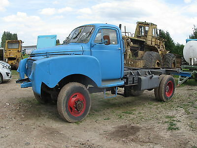 All Wheel Drive Company / Commer ? , Perkins R6 / P6 , 1962 , Only 1635 Miles