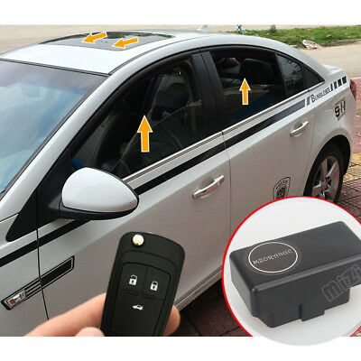Car Window Closer Module Canbus OBD Auto Roll Up For Chevrolet Cruze 2009-2014