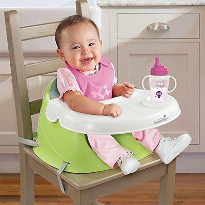 Summer Infant Support-Me 3-in-1 Positioner, Feeding Seat and Booster. Free Ship