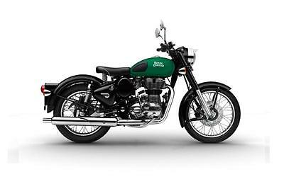 2017 Royal Enfield BULLET CLASSIC REDDITCH EDITION