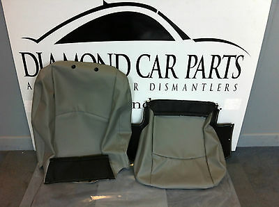New Renault Kangoo Fitted  Front Seat Vinyl Cover Set