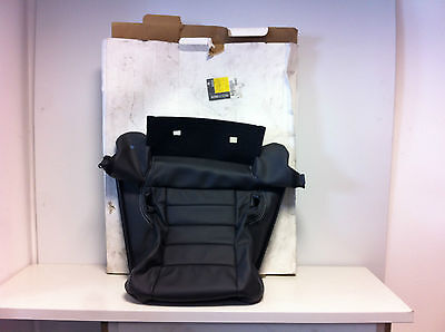Brand New Genuine Renault Scenic Ii Leather Front Seat Base Cover 7701070020-Ren