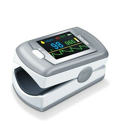 Beurer Pulse Oximeter PO 80 - USB connection and USB charger