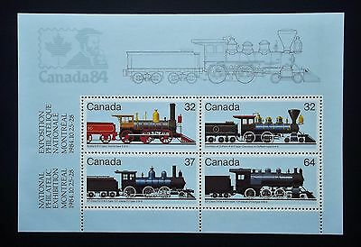 Canada Stamps 1984  Sg Ms1132/3  M.n.h.