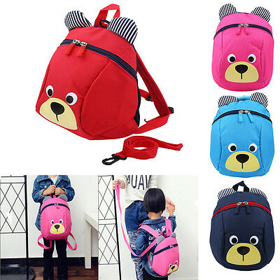 Baby Toddler Backpack Anti-lost Kid Children Bag School Bag For 1-3 years Child