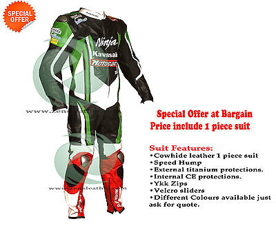 motorbike racing leather suit one piece sbt motorcycle racing gears any size
