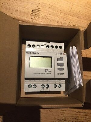 Socomec Countis E40 3 Phase kWh Meter CT/5a 48503008