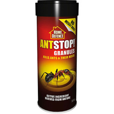 Home Defence Ant Stop Granules 300g rrp £6.28 OUR PRICE £4.75