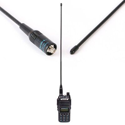 Antenna NA771 SMA Dual Band Nagoya Female 144/430MHz for Baofeng UV5R UV-82 10W