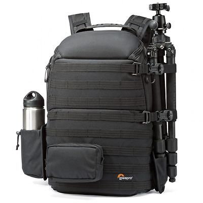 Lowepro ProTactic 450 AW DSLR Camera Photo Bag Backpack & All Weather Cover