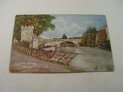 TOP8263 - Postcard - St John's Bridge, Kilkenny