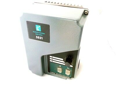 Eurotherm 5831/0750/2/00/00 Inverter (Ip54) 0.75Kw Single To Three Phase