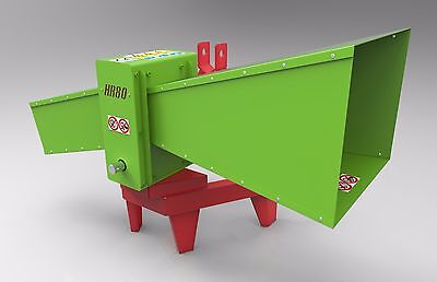 Forest Wood Chipper Timber Shredder Mulcher Woodchipper - HR 80 - 6 blades